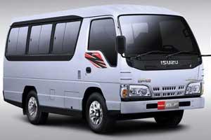 Rental Mobil Isuzu Elf Bali