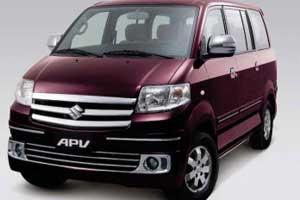 Suzuki APV Rent Car Di Bali