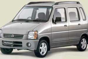 Suzuki Karimun Rent Car Di Bali