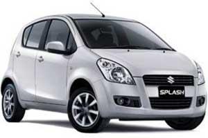Suzuki Splash - Rent Car Di Bali