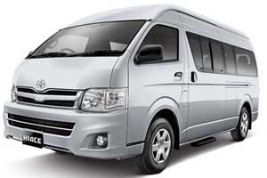 Toyota Hiace - Sewa Microbus Di Pulau Bali