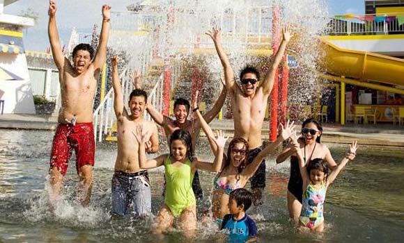 Circus Water Park Kuta Bali