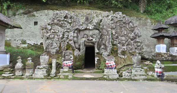 Objek Wisata Goa Gajah