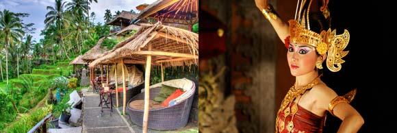 Obyek Wisata Ubud Bali