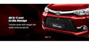 Eksterior Grille Depan Toyota Grand New Veloz