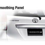 Modern Smoothing Panel Veloz Luxury
