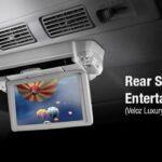 Rear Seat Entertaintment Veloz Luxury