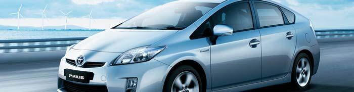 Toyota Prius Mobil Hybrid Terlaris