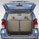 all new avanza luggage storage