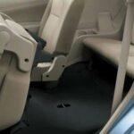 all new avanza second row passenger seat folded