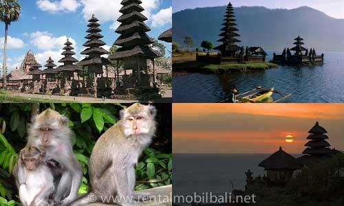 Paket Tour Di Bali 4 Hari