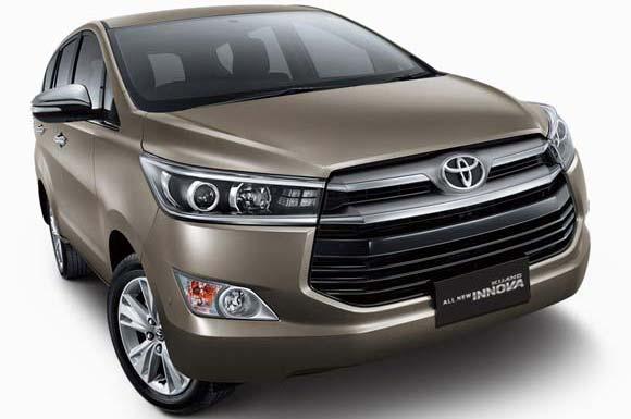 Harga Innova Baru 2016 - Mobil Toyota Kijang Innova Terbaru