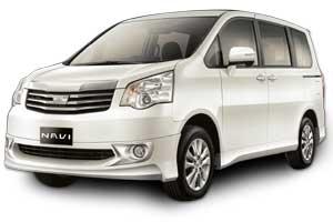 Harga Toyota NAV1 Baru