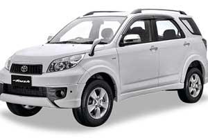 Harga Toyota Rush Baru