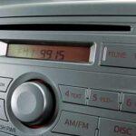 Toyota Agya Audio