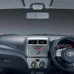 Toyota Agya Dashboard