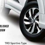 Alloy Wheel Design New Rush TRD Sportivo