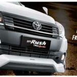 Bumper Depan New Rush TRD Sportivo