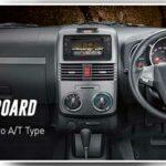 Dashboard TRD Sportivo AT New Rush