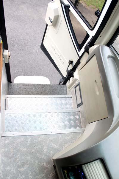 interior bus 7
