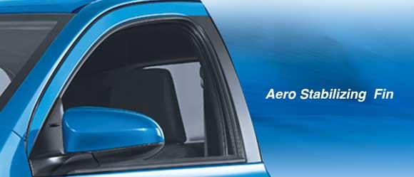 Aero Stabilizing Fin Etios Valco Indonesia