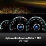 Combination Meter NAV1