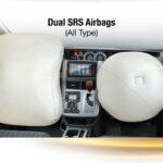 Dual SRS air bag NAV1