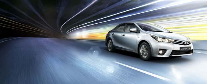 Harga Toyota Altis Baru