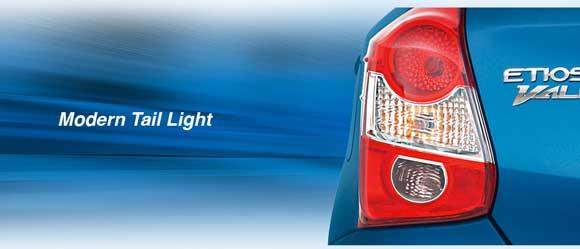 Modern Tail Light Etios Valco Indonesia