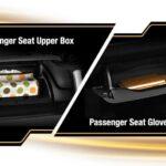 Passenger seat box NAV1