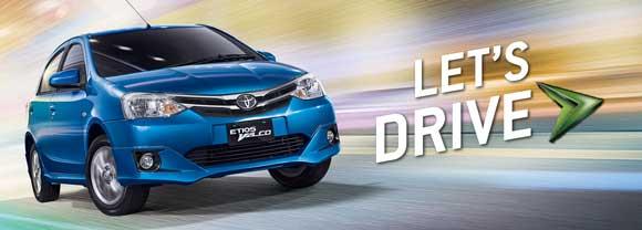 Harga Toyota Etios Indonesia