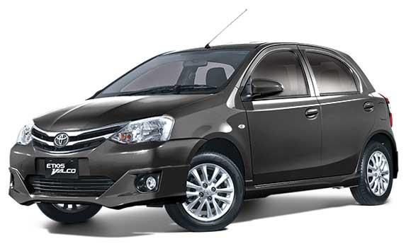 Toyota Etios Valco Warna Abu Abu