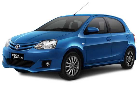 Toyota Etios Valco Warna Biru
