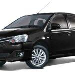 Toyota Etios Valco Warna Hitam