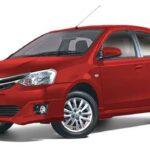 Toyota Etios Valco Warna Merah
