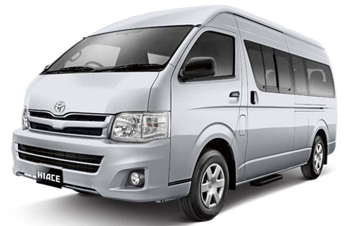Sewa Toyota Hiace Di Bali