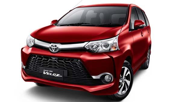 Toyota Grand New Veloz - Harga Mobil Toyota Baru