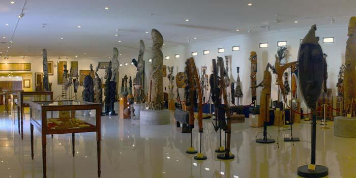 Museum Pasifika Nusa Dua