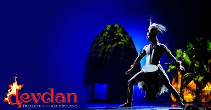 Pertunjukan Devdan - Itinerary Liburan 3 Hari Di Nusa Dua Bali