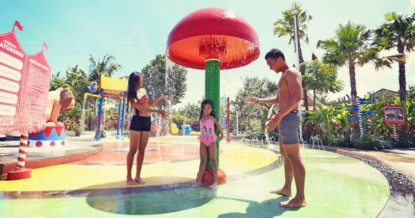 Wahana Water Plaza Kuta Bali