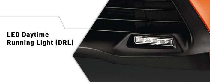 LED Daytime Running Light Toyota Yaris