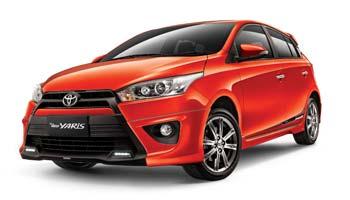Toyota All New Yaris Indonesia