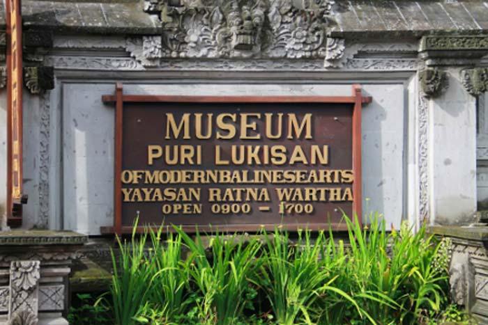 museum puri lukisan di ubud