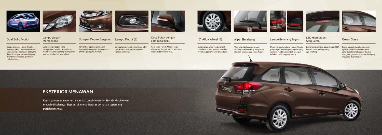 Keunggulan Desain Honda Mobilio