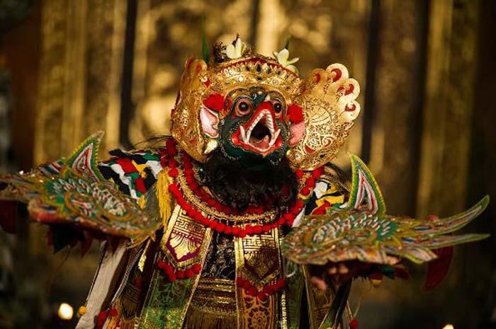 Legong Mahabharata Puri Saren Ubud