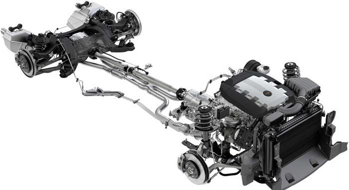 desain sistem penggerak roda belakang pada mobil