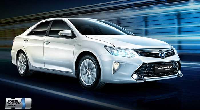 Spesifikasi Dimensi Camry Mobil Hybrid Terbaik Indonesia