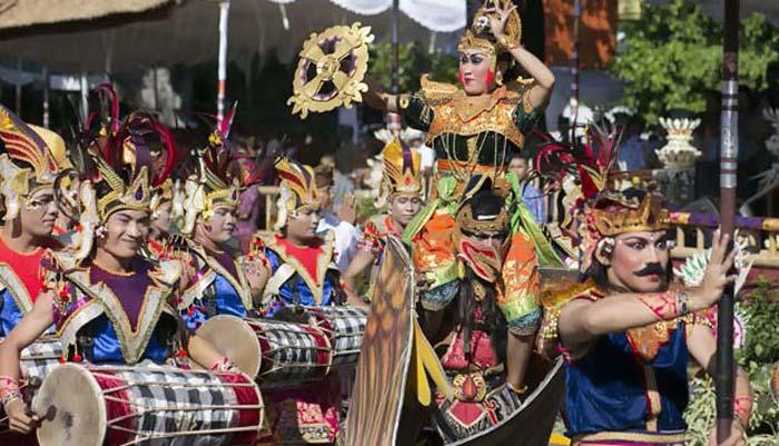 Pembukaan Pesta Kesenian Bali