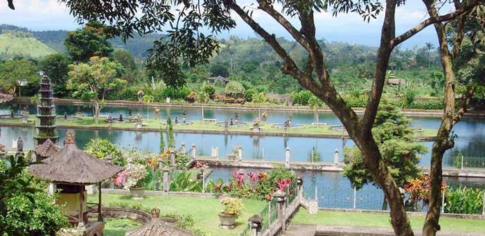 Water Palace Karangasem