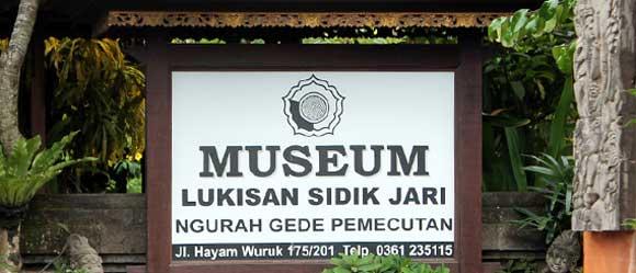 Museum Sidik Jari Denpasar